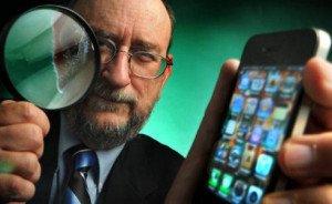 Лікарка розповіла, які небезпечні бактерії живуть на екрані телефона