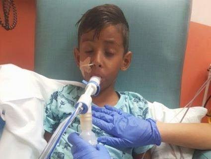 В Єгипті після отруєння в готелі семилітня дитина перенесла інфаркт