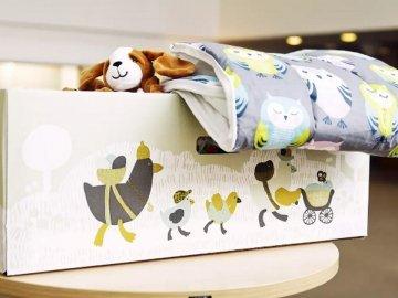 Сьогодні Закарпаття отримає першу партію «пакунків малюка»