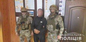 На Закарпатті затримали чотирьох чоловіків із інших областей, підозрюваних у серйозних злочинах