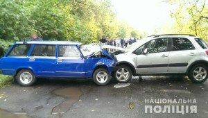 Поліція розповіла про обставини ДТП за участі п'яного екс-керівника іршавської міліції (ФОТО)