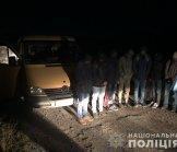 Нелегальних мігрантів затримали на Перечинщині  (Фото)