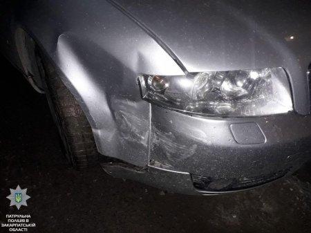 П'яна водійка скоїла ДТП, та втекла з місця пригоди, але згодом повернулася щоб з'ясувати стосунки