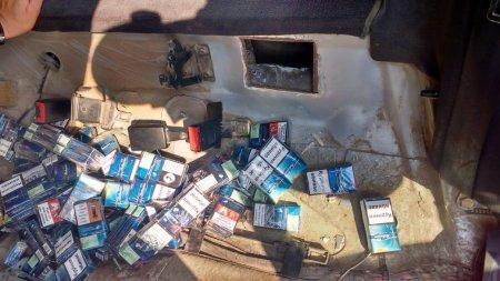 На кордоні з Угорщиною чоловік позбувся автівки через цигарки (ФОТО)
