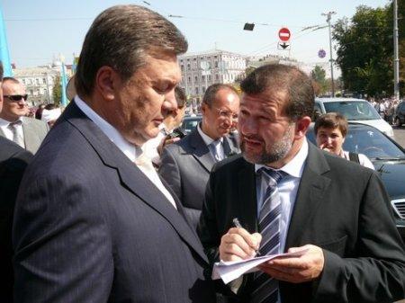 Закарпатського нардепа Віктор Балоги цураються всі провідні українські політики?