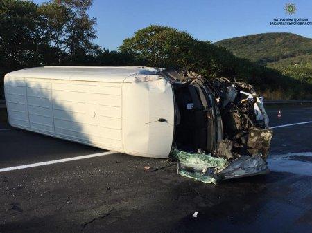 До уваги водіїв! Поблизу села Глибоке сталася жахлива аварія