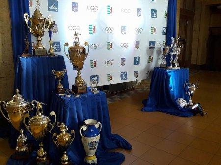 Найкращих спортсменів відзначила Закарпатська обласна рада