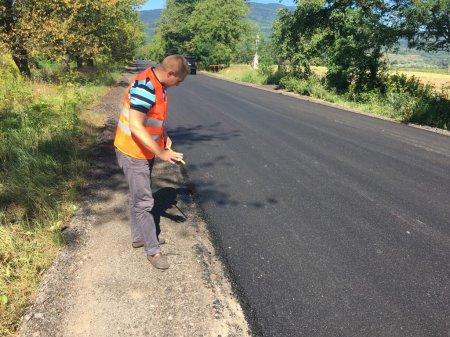 Завершено капітальний ремонт ділянки дороги «Свалява – Мукачево» (ФОТО)