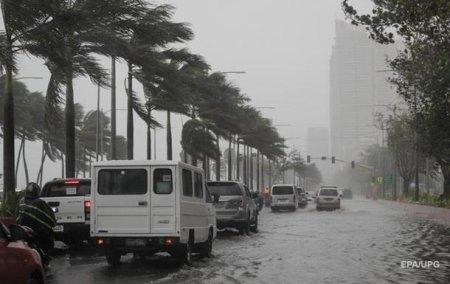 Руйнівний тайфун вдарив по Філіппінах: Ґрунтом і камінням завалило 28 осіб