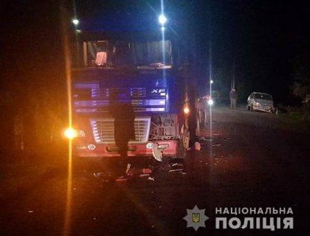 Поліцейські Закарпаття затримали чотирьох п'яних водіїв, один з яких скоїв ДТП