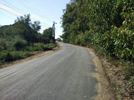 На Берегівщині відремонтували дві районні дороги (ФОТО)