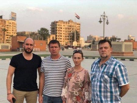 Ув'язненого в Єгипті закарпатця Едварда Чікоша відвідала українська делегація