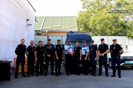 Обмін досвідом: до ужгородської поліції завітали колеги із Словаччини (ФОТО)