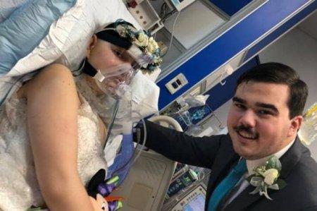 Церемонію провели прямо в палаті: наречена померла через 3 дні після весілля (ФОТО)