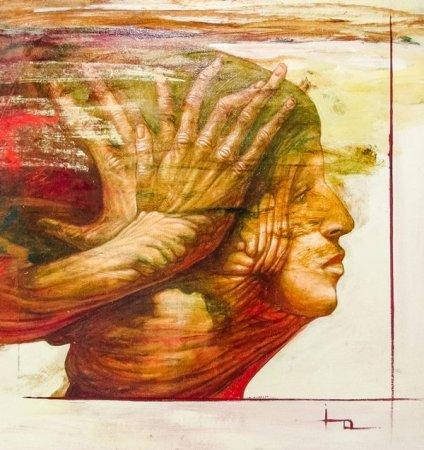 Виставка робіт учасників Міжнародного мистецького пленеру «Чорна гора»