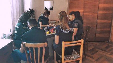 Що таке мандала, і як її зробити дізнавались рятувальники (ФОТО)