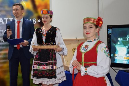 Міжнародна туристична виставка «Тур'євроцентр Закарпаття – 2018» зібрала рекордну кількість закордонних учасників (ФОТО)
