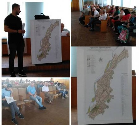 В селі Терново Тячівського району відбулися громадські слухання