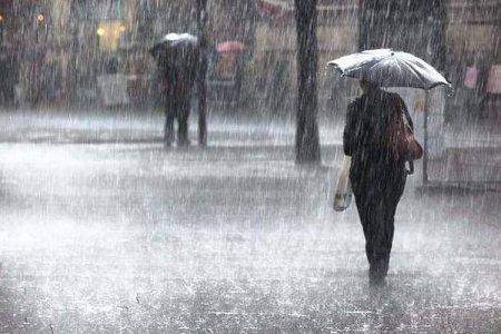 Штормове попередження - на Закарпаття сунуть сильні зливи та заморозки