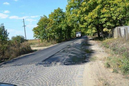 На Берегівщині ремонтують дорогу «Берегово – Гут» (ФОТО)