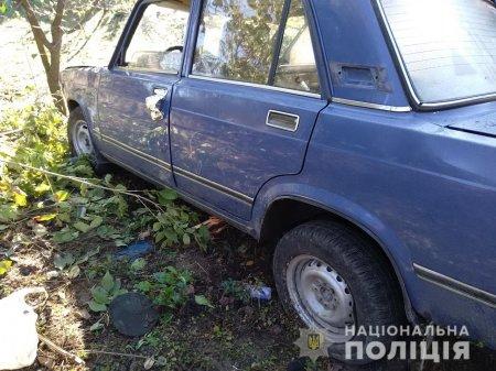 Берегівські правоохоронці розшукали викрадачів автомобіля