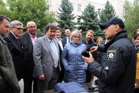 Із робочим візитом на Закарпатті перебуває делегація краю Височина (ФОТО)