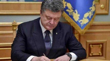 Порошенко підписав закон про «єдине вікно» на митниці: як це вплине на життя українців