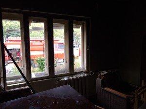 Страшна біда на Виноградівщині: 38-річний чоловік згорів у власному будинку (+ФОТО)