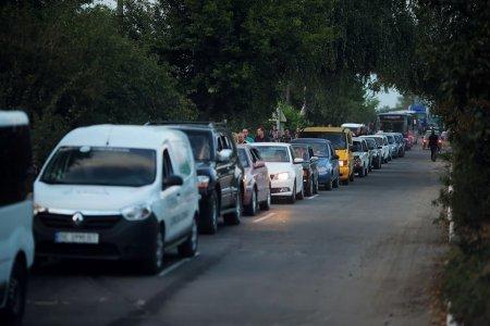 Через дорогий бензин на Іршавщині на годину перекрили дорогу (ВІДЕО)