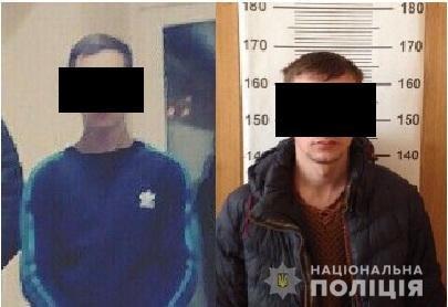 Тячівські поліцейські оперативно розкрили грабіж