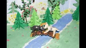 Пластиліновий мультфільм створюють ужгородські школярі (відео)