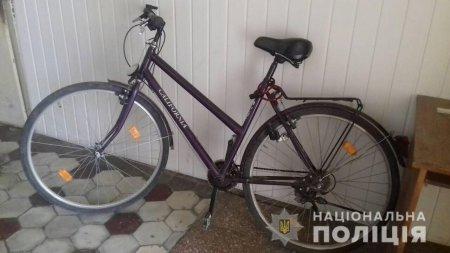 Закарпатські правоохоронці знайшли викрадений велосипед та мобільний телефон (ФОТО)