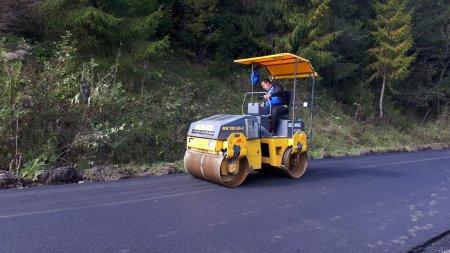 На Міжгірщині розпочали капітальний ремонт дороги «Пилипець –Розтока» (ФОТО)