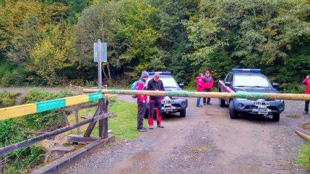 Закарпатські та чеські рятувальники облаштовуватимуть точки порятунку людей у Карпатах