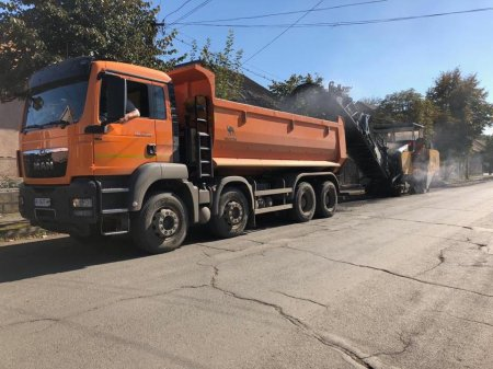 В Хусті розпочали капітальний ремонт вулиці Львівської – Валерій Лунченко