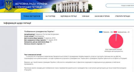 Всіх закарпатців,які мають паспорти Угорщини пропонують депортувати та позбавити громадянства України