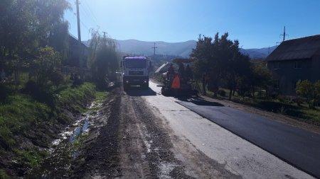 На Міжгірщині ремонтують дорогу, що веде до гірськолижних підйомників у Пилипці (ФОТО)