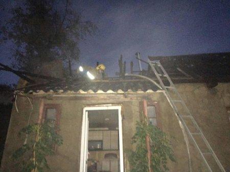 Упродовж вихідних на Закарпатті тричі горіли житлові будинки