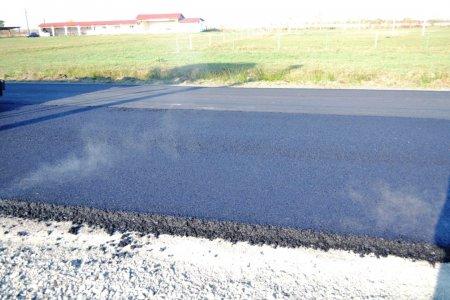 На Берегівщині ремонтують дорогу «Велика Бакта – Геча» (ФОТО)