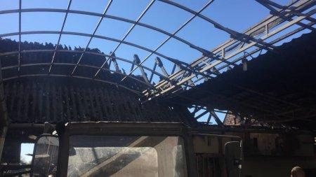 Мукачівські вогнеборці врятували житловий будинок від пожежі