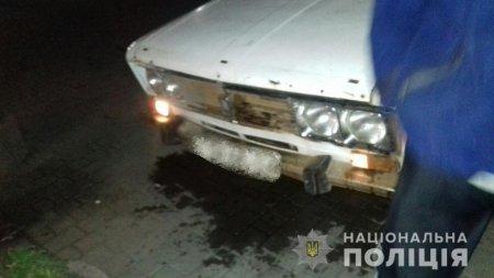 На Закарпатті поліцейські затримали двох п'яних водіїв, один з яких попався двічі за ніч