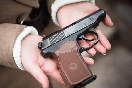 На Закарпатті проходить місячник добровільної здачі зброї