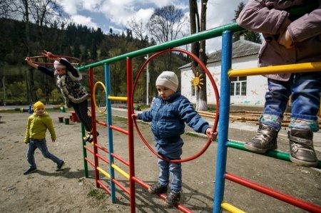 У Костилівці на Рахівщині добудовують дитсадок (ВІДЕО)