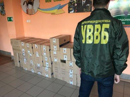 26 ящиків сигарет намагались переправити до Угорщини тютюнові контрабандисти