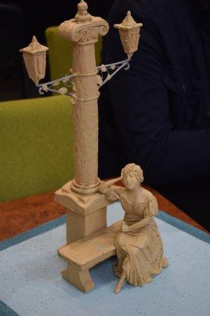 У Берегові встановлять міні-скульптуру Шарі Федак (ФОТО)
