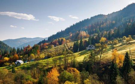 Тепла та сонячна погода на Закарпатті протримається ще тиждень