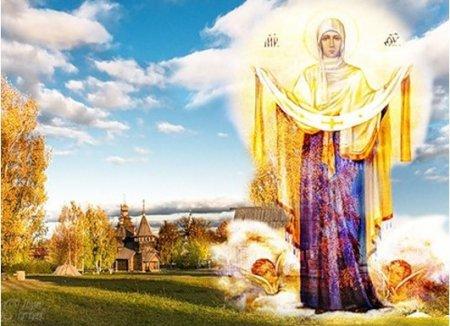 """""""Богородице Діво, радуйся"""" – важлива молитва в день Покрову 14 жовтня, яку варто прочитати кожному"""