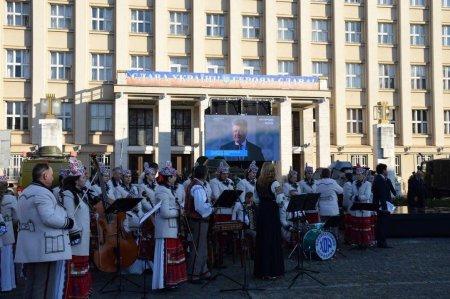 На Закарпатті відбулися урочисті заходи з нагоди Дня захисника України