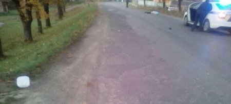 На Тячівщині страшна ДТП, смертельними наслідками