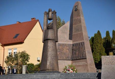 1 листопада, в Ужгороді на Пагорбі Слави урочисто відкриють і освятять Меморіальний комплекс загиблим воїнам АТО